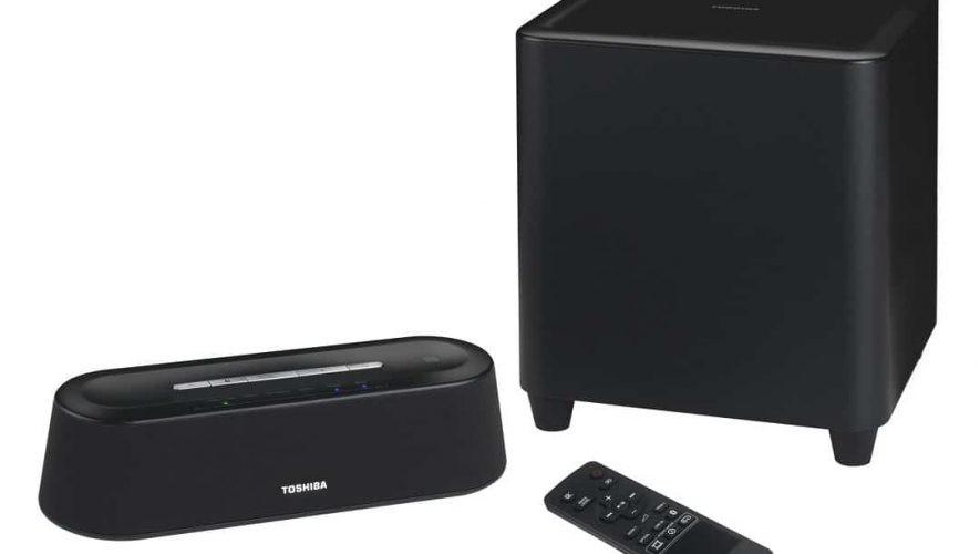Toshiba Mini 3D Sound Bar II