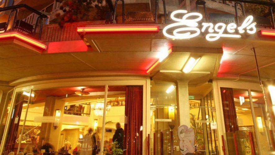 Café Engels Show