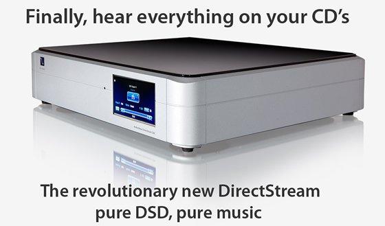 PerfectWave Directstream DAC