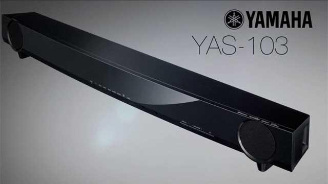 Yamaha YAS 103 (2)