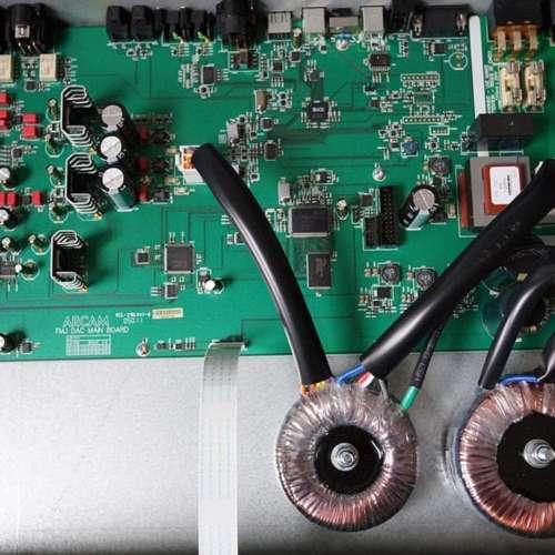 Arcam D33 converter