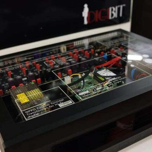 Oppo BDP 105D met Aria Kit