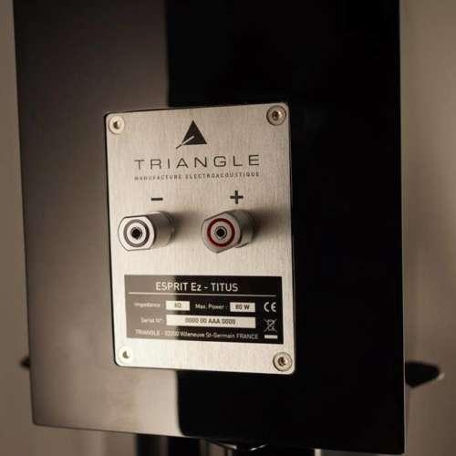 Triangle Esprit Titus