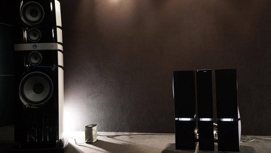 Naim Statement en Focal Grand Utopia