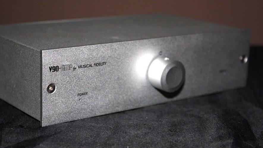 Musical Fidelity V90 AMP