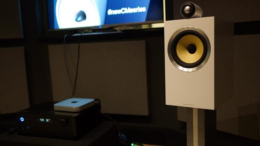 Mutrox - Bowers Wilkins
