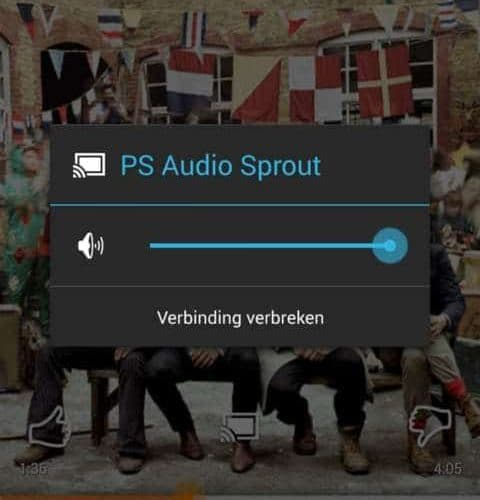 Sprout Bluetooth