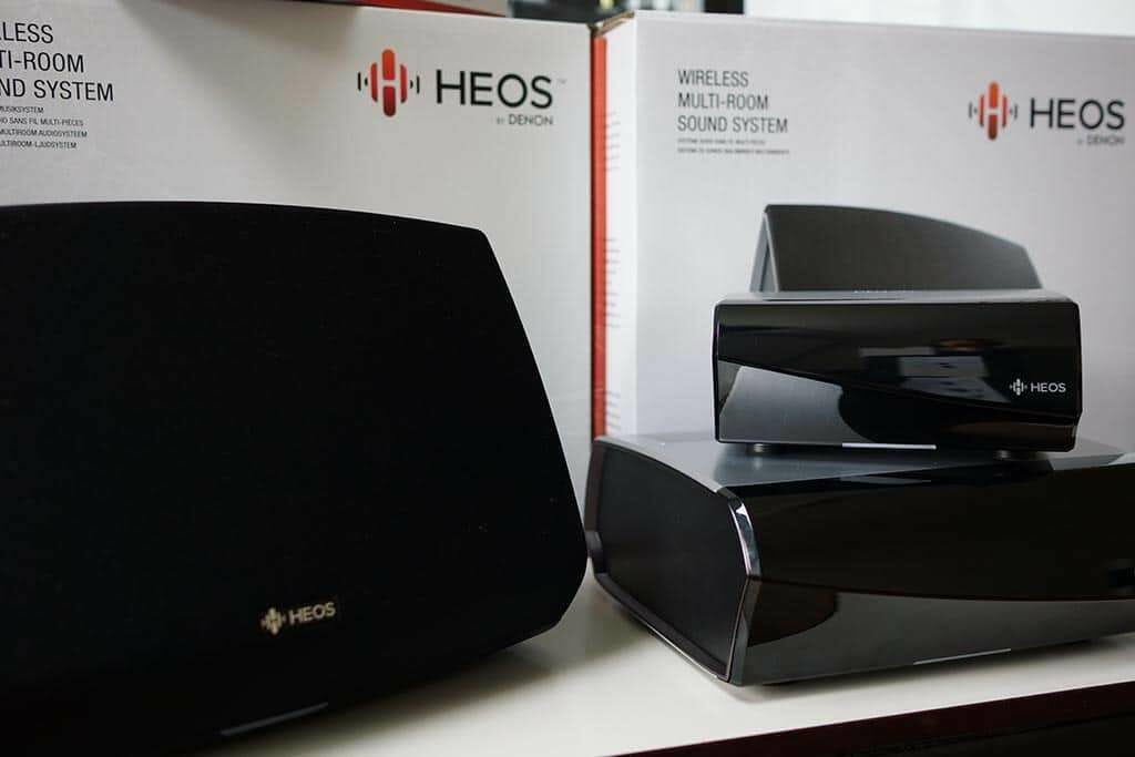 Review Heos By Denon Alpha Audio