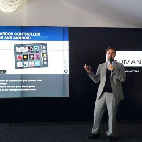 Harman Omni presentatie