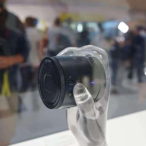 Sony Smart lenzen