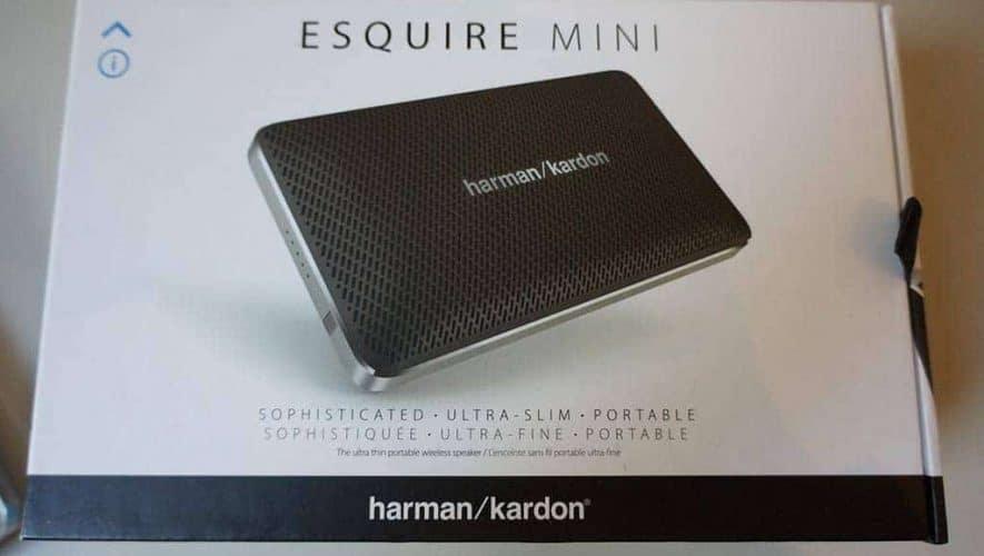 Harman Esquire Mini