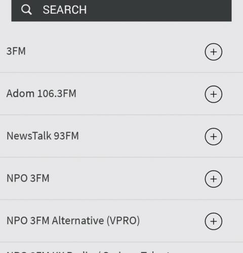 Cambridge Audio Stream Magic Lite App