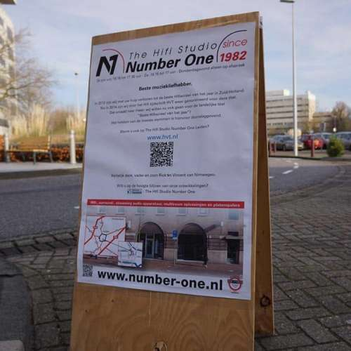 Number One Show Leiden