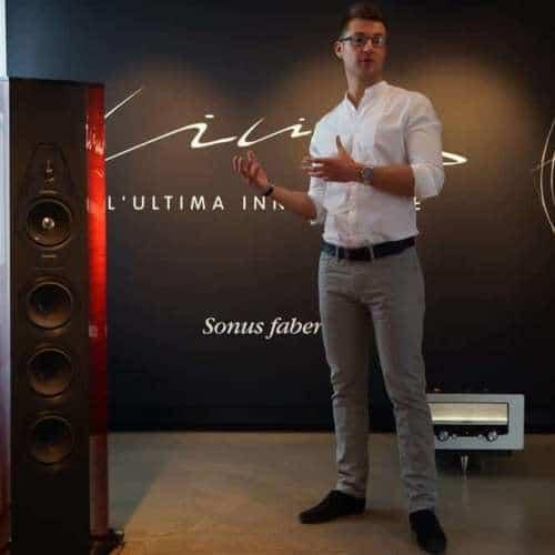 Show audioxperience - Sonus Faber Lilium