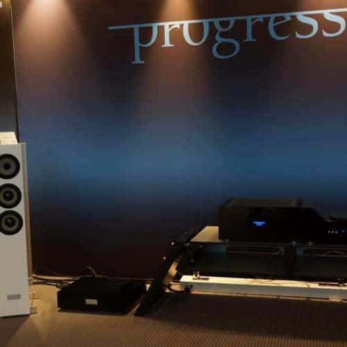 Progress Audio