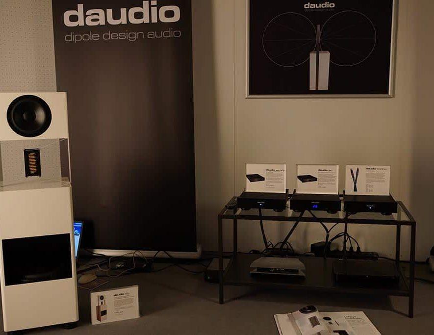 daudio dipool speaker