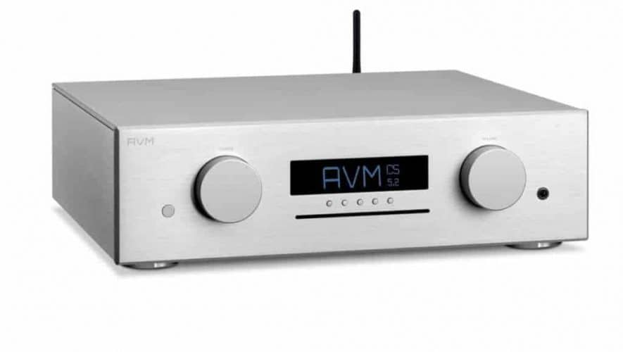 AVM EVOLUTION MP 5.2