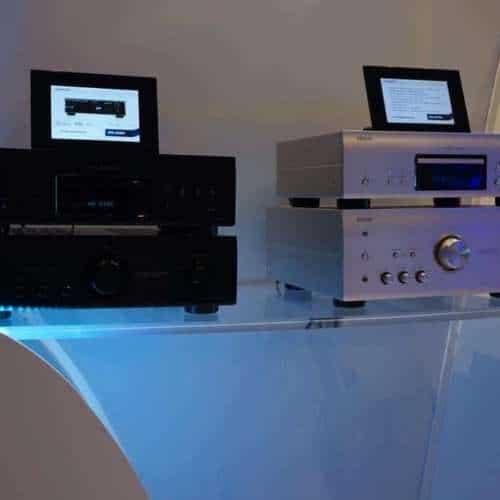 Denon stereo-systemen