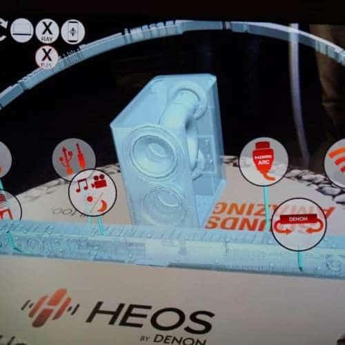 HEOS virtual presentatie