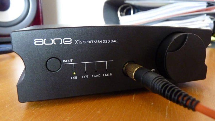Aune X1s 32bit384 DSD DAC