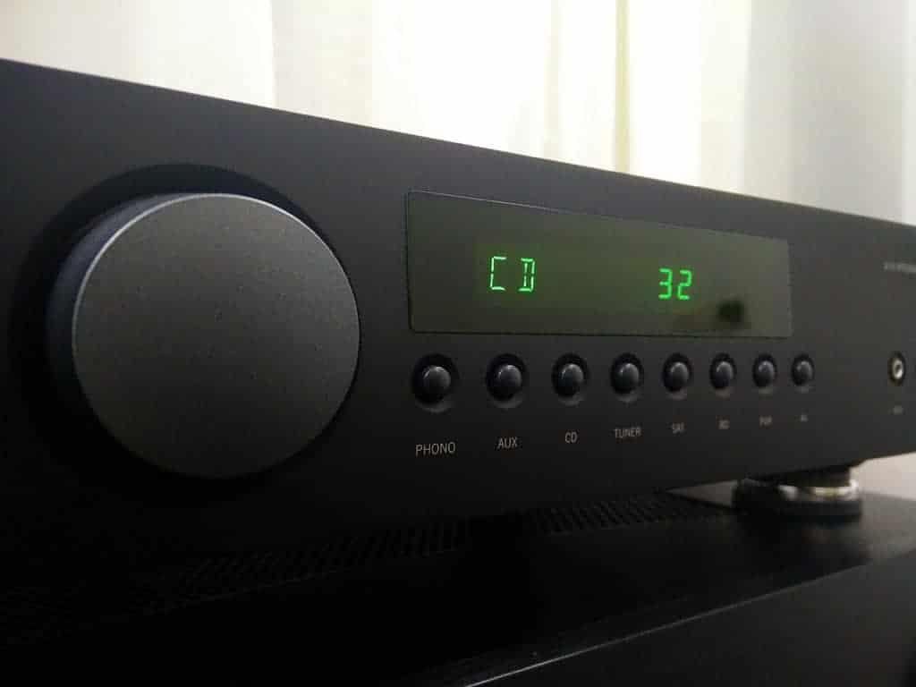 Multi-test geïntegreerde stereoversterker - Alpha-Audio