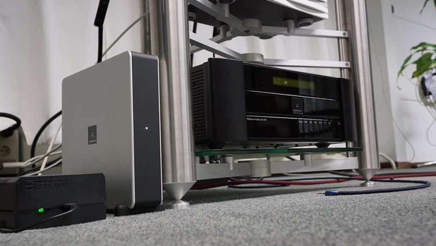 Meridian MQA Systeem