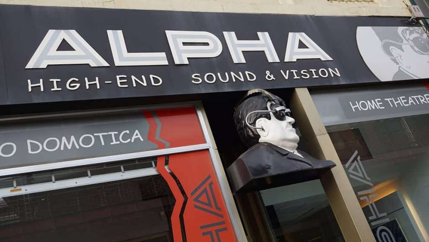 Alpha High End Antwerpen