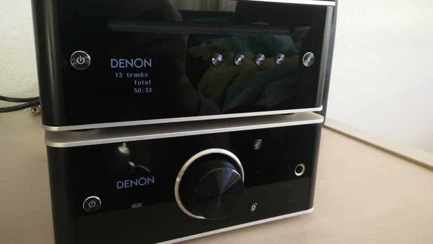 Denon PMA50 DCD50