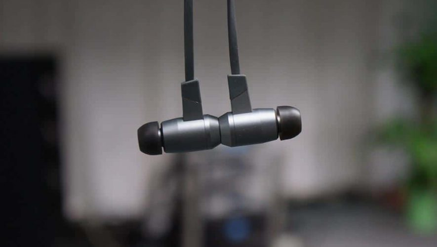 Nuforce bluetooth in-ears