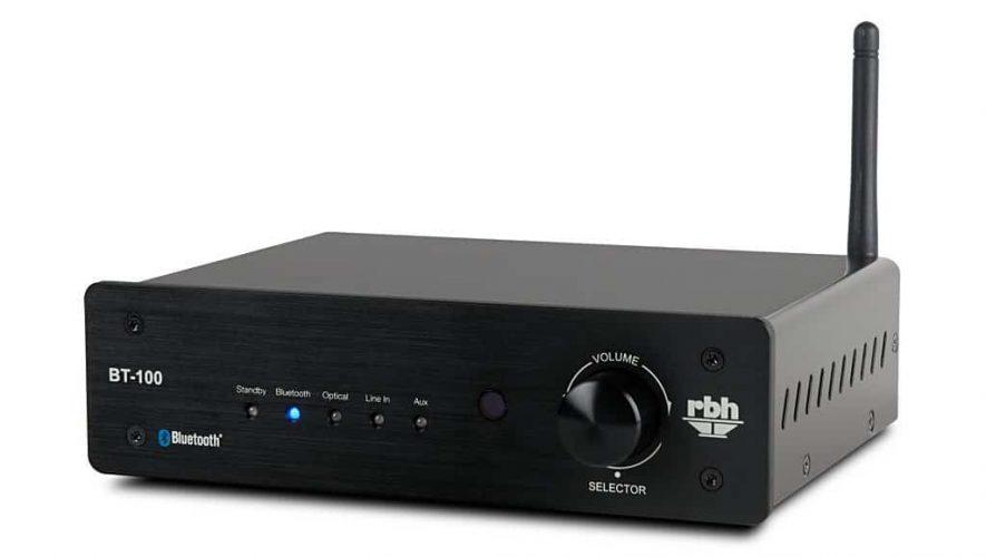Maak van elke speakerset Bluetooth-exemplaren met de RBH BT-100