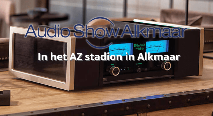 Hifi-genot op de AudioShow Alkmaar