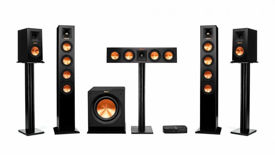 Met deze schaalbare Klipsch speakers gaat u voor draadloos
