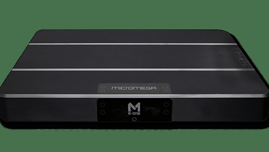 De Micromega M-One geïntegreerde streamer-versterker
