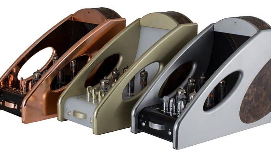 De Manley koptelefoonversterker is gebaseerd op buizentechnologie