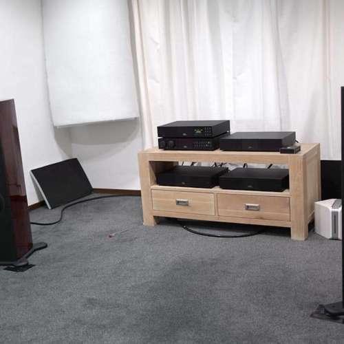 Monitor Audio - NAIM set