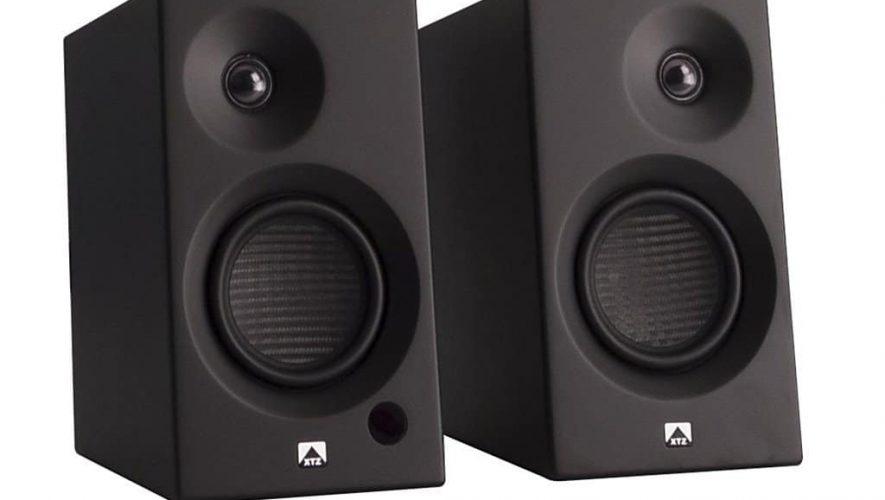 De TUNE4 speakers klinken prima en zijn ideaal voor bijvoorbeeld multimediale toepassingen