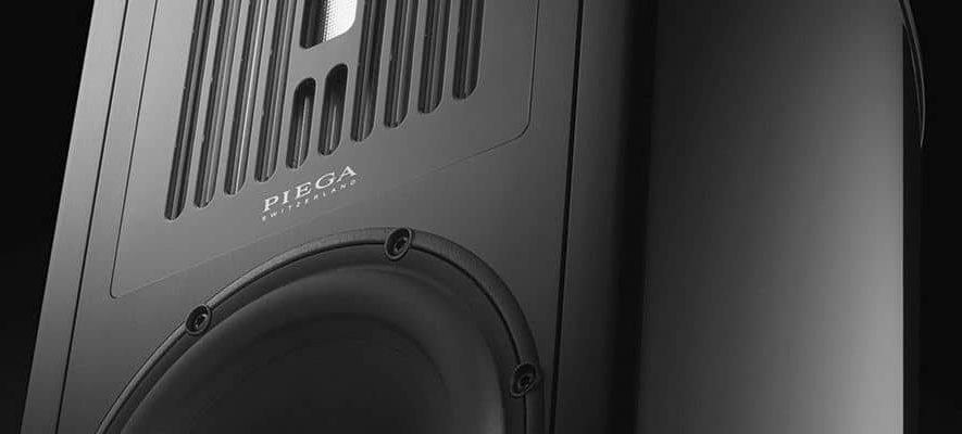 Deze Piega speakers zijn voorzien van een aluminium klankkast