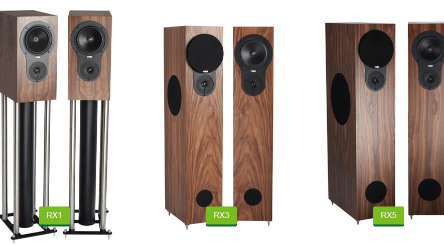 Luister zelf naar de nieuwe Rega speakers