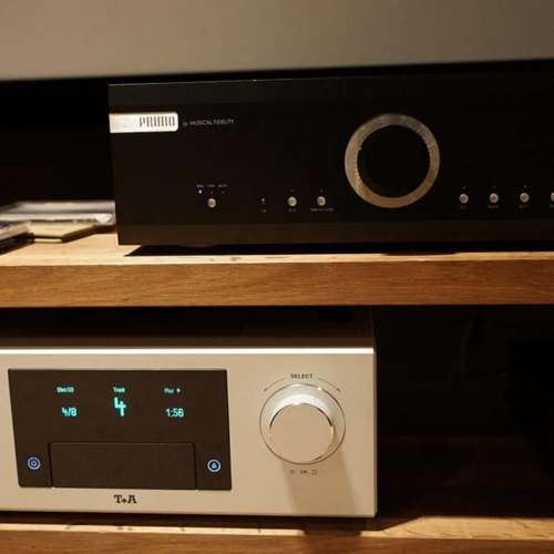 KEF Blade Show Alpha High End