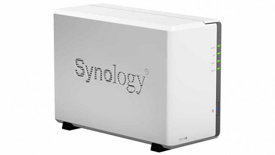 De nieuwe Synology DS216j, geoptimaliseerd voor thuisgebruik