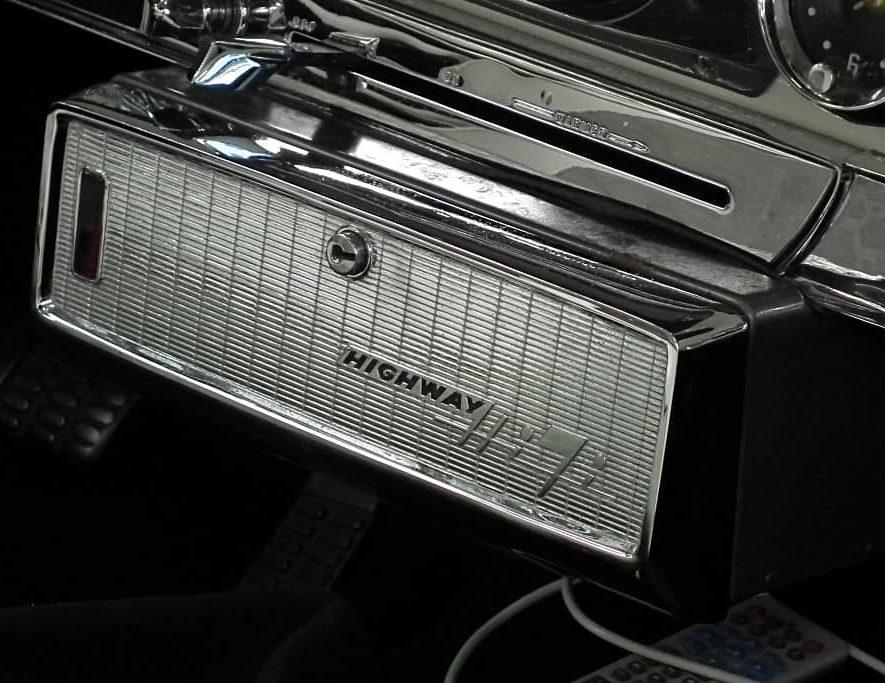 Een Highway Hi-Fi-speler in volle glorie
