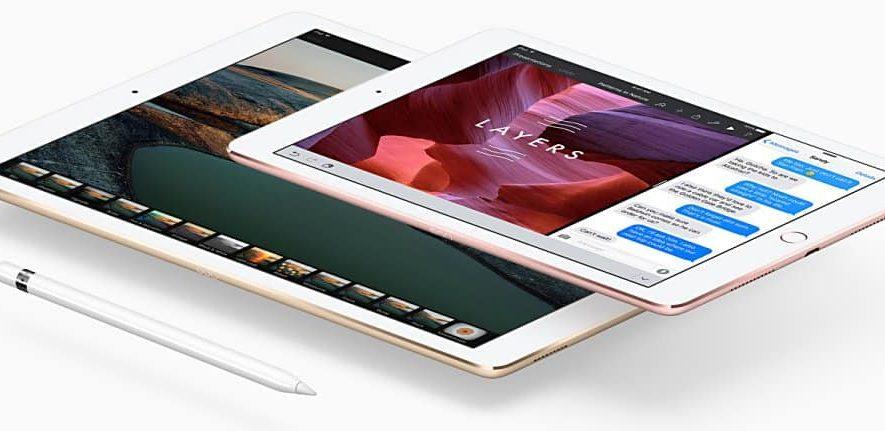 De iPad Pro, nu ook in 9,7 inch-uitvoering
