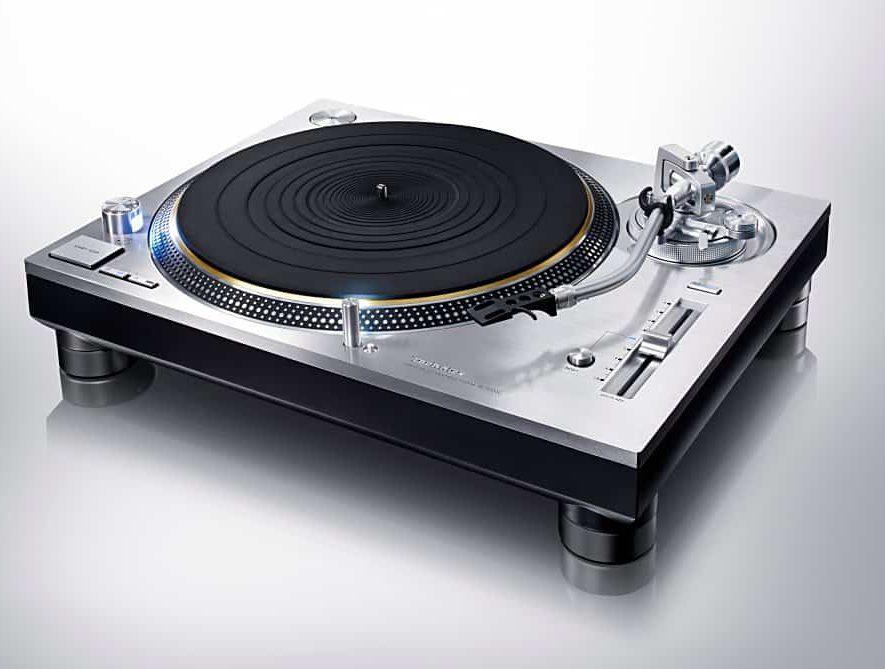 De Technics SL-1200G, vinyl maar dan modern