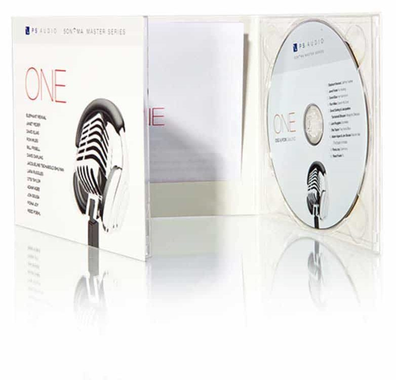 ONE: The Sonoma Master Series SACD