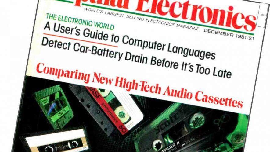 Popular Electronic geeft toegang tot een zee aan onder meer audio-elektronica