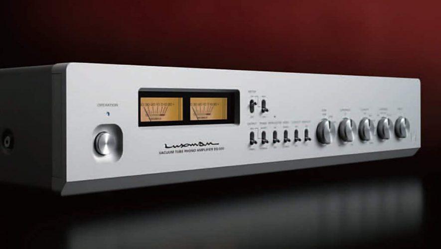 Luxman EQ-500 Phono-voorversterker