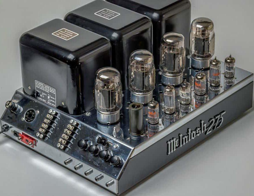 Met de geschiedenis van high-end audio zijn letterlijk boeken te vullen