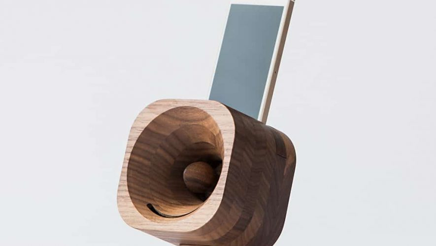 De Trobla is gemaakt van duurzaam hout