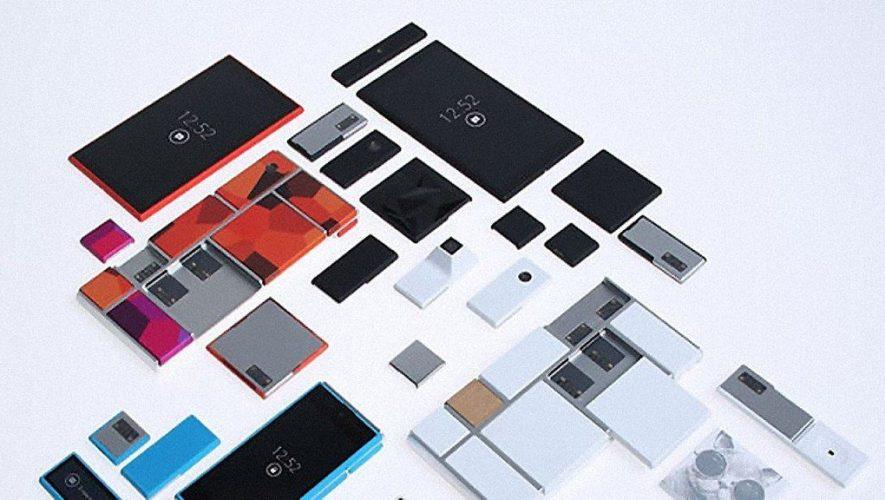 De Google ara is een uit vervangbare onderdelen opgebouwde smartphone-in-wording