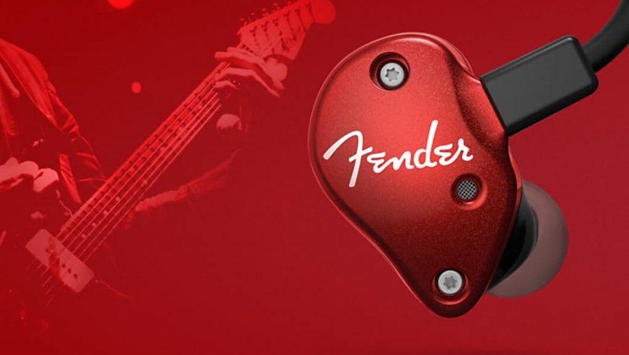 Fender springt ook in de lucratieve oordopjesmarkt